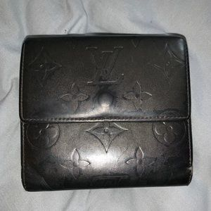 Authentic LV trifold wallet